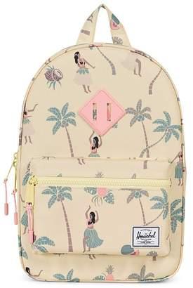 Herschel Unisex Hula Girl Heritage Youth Backpack