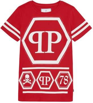 Philipp Plein Logo T-Shirt
