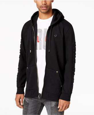 True Religion Men's Zip-Up Hoodie