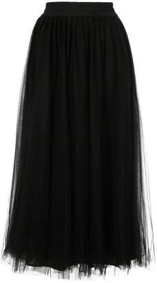 Fabiana Filippi full tulle skirt