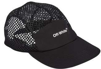 Off-White Mesh Baseball Cap