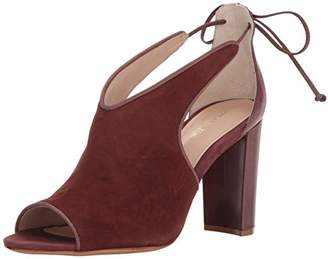 Rachel Zoe Women's Stephanie Peep-Toe Heeled Sandal