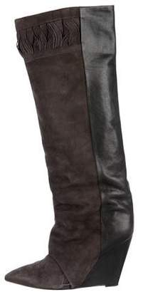 Isabel Marant Janette Wedge Boots