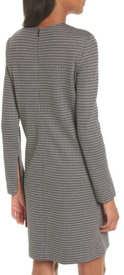 Women's Theory Wynter Houndstooth Knit Dress 3