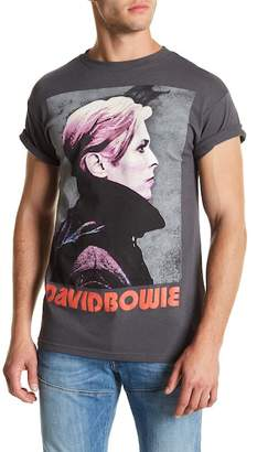 Bravado David Bowie Profile Graphic Tee