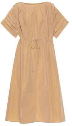 Co Origami cotton-blend maxi dress