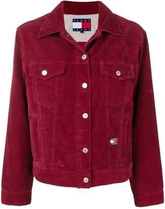 Tommy Jeans basic corduroy jacket