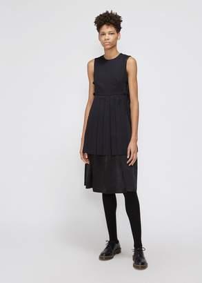 Noir Kei Ninomiya Pleated Dress