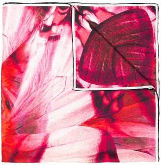 Alexander McQueen butterfly print scarf
