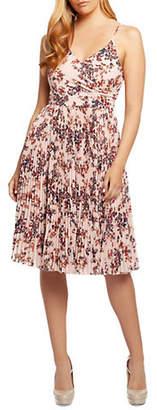 Dex Floral Spaghetti Strap Dress