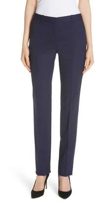 BOSS Titana Straight Leg Suit Pants