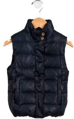 Imoga Girls' Cruz Quilted Vest