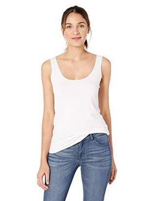 Majestic Filatures Women's Soft Touch Marrow Edge Tank