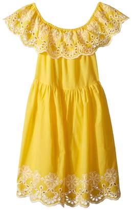 Bardot Junior Bella Broderie Dress Girl's Dress
