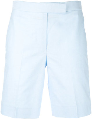 Thom Browne fitted shorts $987.19 thestylecure.com