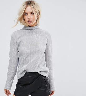 Asos Top in Chain Mail