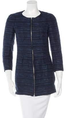 Nina Ricci Knit Tweed Jacket