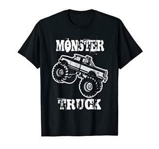MONSTER TRUCK T-SHIRT for boys