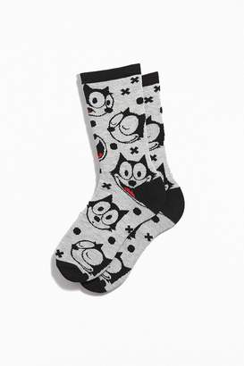 Urban Outfitters Felix The Cat Sock