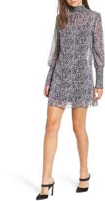 Bailey 44 Lay the Odds Chiffon Dress