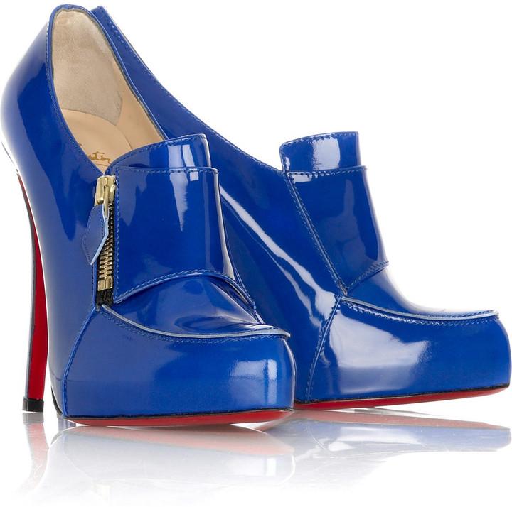 Christian Louboutin Lapono shoe boots