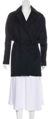 Roland Mouret Wool Short Coat