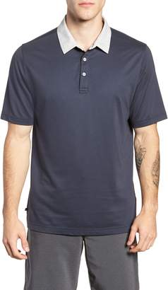 Travis Mathew Pays for Itself Trim Fit Polo