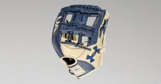 "Under Armour UA Genuine Pro 11.50"" Baseball Fielding Glove"