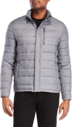 Kenneth Cole Reaction Packable Quilted Puffer Jacket