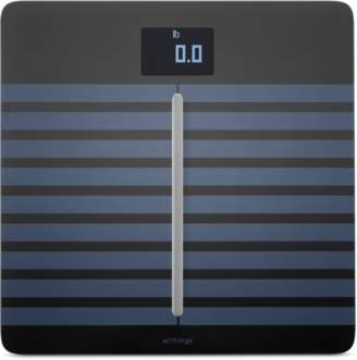 Apple Withings Body Cardio Wi-Fi Smart Scale with Body Composition and Heart Rate