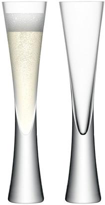 LSA International Moya Champagne Flutes