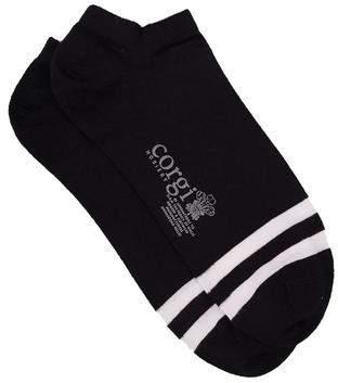 Corgi Sport Low Cut Sock in Black