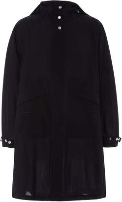 Jil Sander Sheffield Wool-Blend Coat
