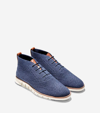 Cole Haan Men's ZERGRAND Chukka with Stitchlite Wool