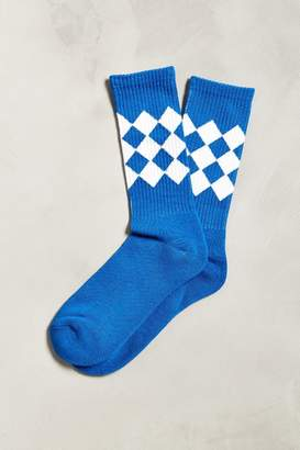Urban Outfitters Diamond Sport Sock