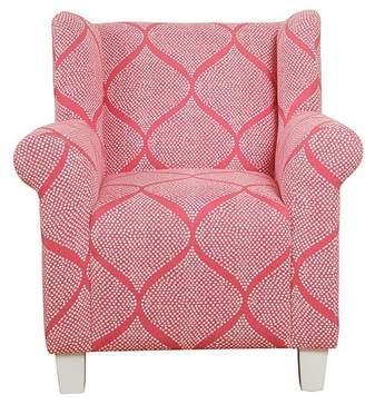 HomePop Kids' Accent Chair - Strawberry