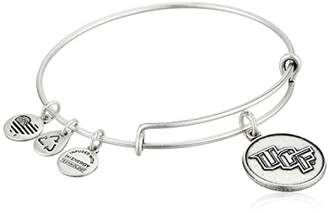 Alex and Ani University of Central Florida Logo Expandable Bangle Bracelet