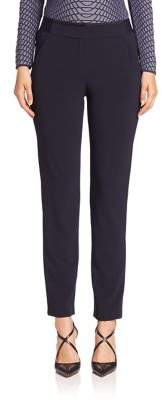 Armani Collezioni Stretch Virgin Wool Pants