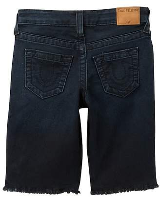 True Religion Geno Single End Shorts (Toddler & Little Boys)