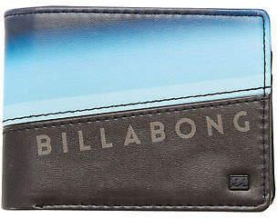 Billabong New Men's Team Flip Wallet Pu Blue
