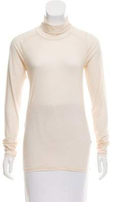 Giada Forte Wool Turtleneck Top w/ Tags