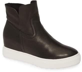 J/Slides Posh Hidden Wedge Sneaker