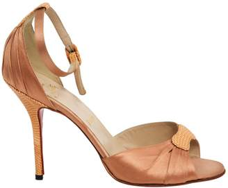 Christian Louboutin Cloth heels