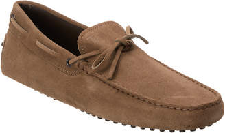 Tod's Driving Suede Shoe