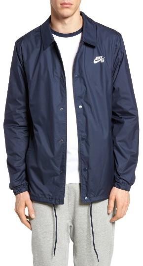 Men's Nike Sb Shield Coach's Jacket