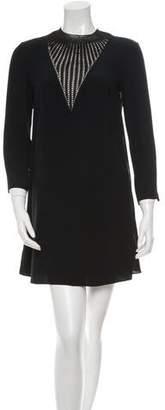 A.L.C. Long Sleeve Paneled Dress w/ Tags