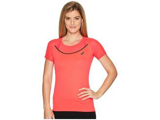 Asics Elite Short Sleeve Tee Women's T Shirt
