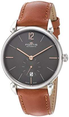 Fortis Men's 900.20.31 L.38 Orchestra Analog Display Automatic Self Wind Brown Watch