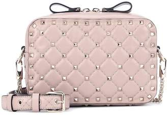Valentino Rockstud Spike leather crossbody bag