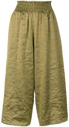 Forte Forte silk blend culottes